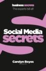 Image for Social media secrets
