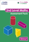 Image for Second level assessment pack  : for curriculum for excellence primary maths