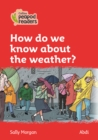 Image for How do we know about the weather?