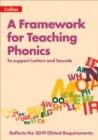 Image for The letters and sounds framework  : a guide for teaching phonics
