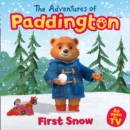 Image for The Adventures of Paddington: Snow Picture Book