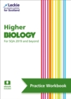 Image for Higher biology  : practise and learn SQA exam topics