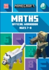 Image for Minecraft Maths Ages 7-8 : Official Workbook