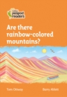 Image for Are there rainbow coloured mountains?