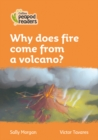 Image for Why does fire come from a volcano?