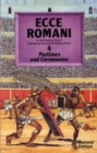 Image for Ecce Romani Book 4 2nd Edition Pastimes And Ceremonies