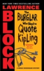 Image for Burglar Who Like to Quore Kipling, the