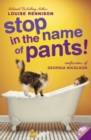 Image for Stop in the Name of Pants!