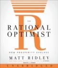 Image for The Rational Optimist CD : How Prosperity Evolves