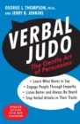 Image for Verbal Judo : The Gentle Art of Persuasion