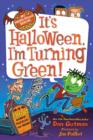 Image for It's Halloween, I'm turning green!