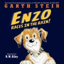 Image for Enzo Races in the Rain!
