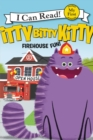 Image for Itty Bitty Kitty: Firehouse Fun