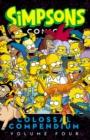 Image for Simpsons Comics Colossal Compendium Volume 4