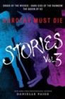 Image for Dorothy must die storiesVolume 3