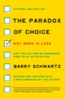 Image for The paradox of choice  : why more is less