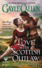 Image for Love with a Scottish outlaw