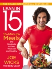 Image for Lean in 15 : 15-Minute Meals and Workouts to Keep You Lean and Healthy