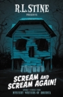 Image for R. L. Stine presents scream and scream again!: spooky stories from mystery writers of America