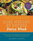 Image for Lose weight by eating  : detox week