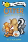 Image for Otter  : what pet is best?
