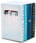 Image for Red Queen 4-Book Hardcover Box Set : Books 1-4