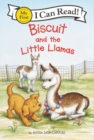 Image for Biscuit and the little llamas