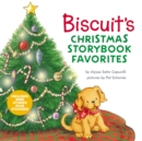 Image for Biscuit's Christmas Storybook Favorites : Includes 9 Stories Plus Stickers!