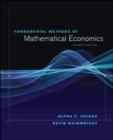 Image for Fundamental Methods of Mathematical Economics