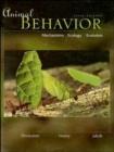 Image for Animal Behavior : Mechanisms, Ecology, Evolution