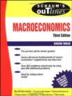 Image for Schaum's outline of theory and problems of macroeconomics