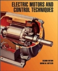 Image for Electric Motors and Control Techniques