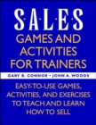 Image for Sales training games and activities for trainers
