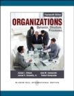 Image for Organizations  : behavior, structure, processes
