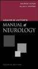 Image for Adams and Victor's manual of neurology