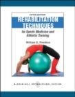Image for Rehabilitation techniques for sports medicine and athletic training