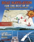 Image for Boat navigation for the rest of us  : finding your way by eye and electronics