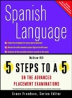 Image for 5 Steps to a 5 AP Spanish Language