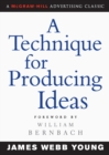 Image for A technique for producing ideas