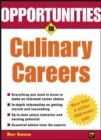Image for Opportunities in culinary careers