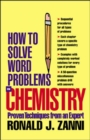Image for How to solve word problems in chemistry