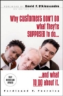 Image for Why Customers Don't Do What You Want Them to Do : 24 Solutions to Common Selling Problems