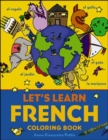 Image for Let's Learn French Coloring Book