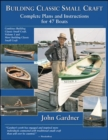 Image for Building classic small craft  : complete plans and instructions for 47 boats