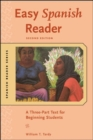Image for Easy Spanish reader  : a three-part text for beginning students