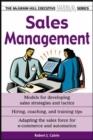 Image for Sales management