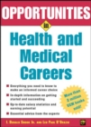 Image for Opportunities in health and medical careers