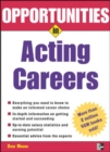 Image for Opportunities in Acting Careers, revised edition