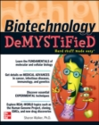 Image for Biotechnology demystified