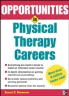 Image for Opportunities in physical therapy careers